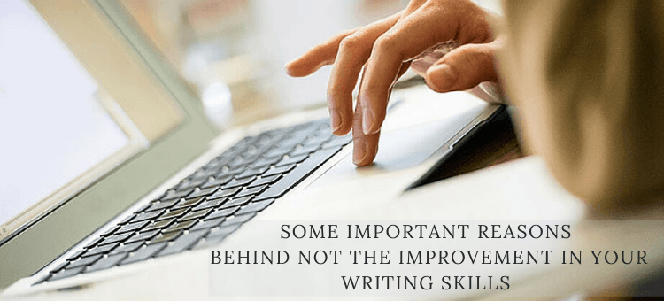 Improvement in your Writing Skills