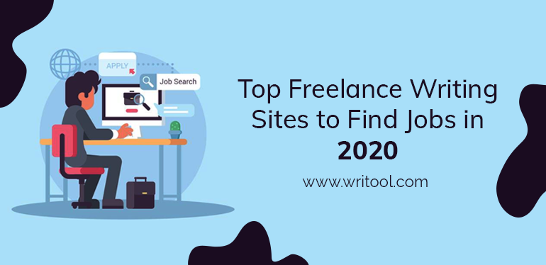 Top Freelance Writing Sites to Find Jobs in 2020
