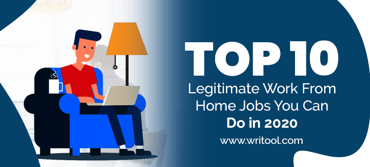 Legit work from home jobs near me