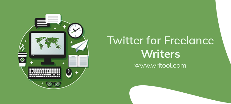 twitter for freelance writers